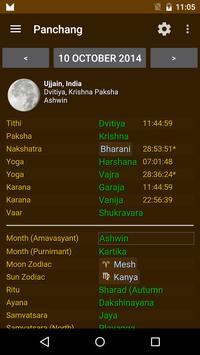 Hindu Calendar स्क्रीनशॉट 4