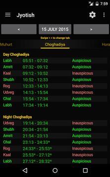 Hindu Calendar screenshot 9