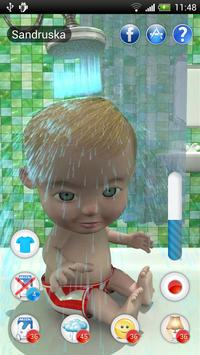 Baby With Glasses (Outfit) apk screenshot