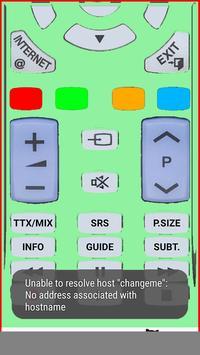 All TV remote control screenshot 3