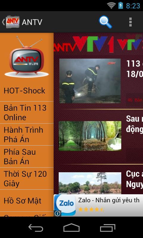 ANTV - Phá Án poster ...