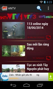 ANTV - Phá Án screenshot 1