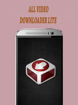 All Video Downloader Lite poster