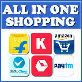 All New Shopping - All in One Shopping icon