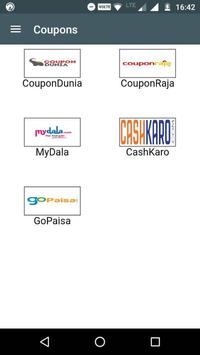 All in one shopping app India screenshot 2