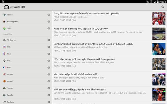 All Sport News screenshot 1