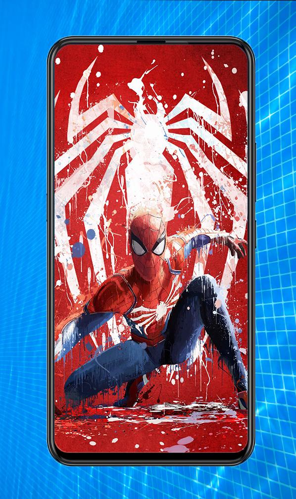 Spider Man Ps4 Wallpapers For Android Apk Download