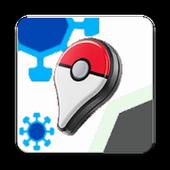 PokeyStop,PokeyGym MAP(Real) icon