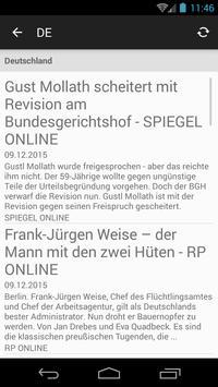 News Deutschland apk screenshot