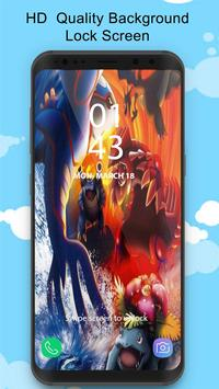All Mega Pokemon Wallpaper HD Poster Screenshot 1