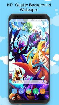 All Mega Pokemon Wallpaper HD Screenshot 4