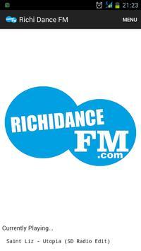Richi Dance FM poster