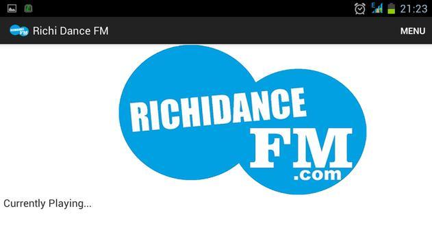 Richi Dance FM screenshot 2