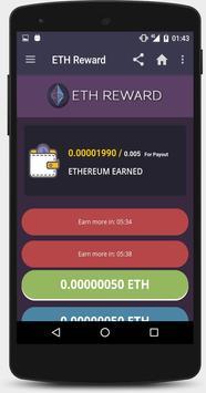 ETH AW Reward - Earn free Ethereum screenshot 4