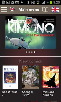 AlloComics Comics Manga BD poster
