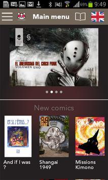 AlloComics Comics Manga BD apk screenshot