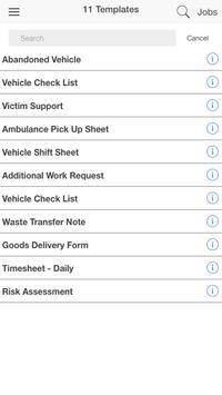 Footprint Workflow Management screenshot 1