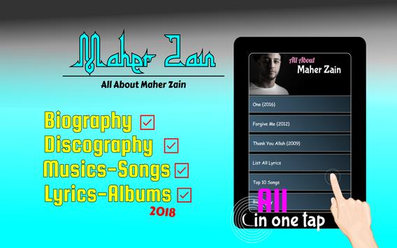 All About Maher Zain for Android - APK Download