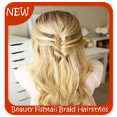 Beauty Fishtail Braid Hairstyles icon