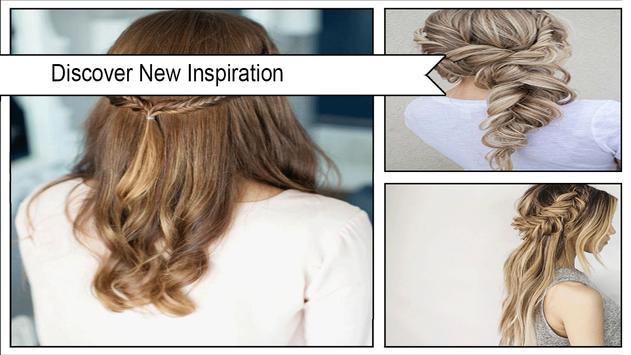 Beauty Fishtail Braid Hairstyles screenshot 1