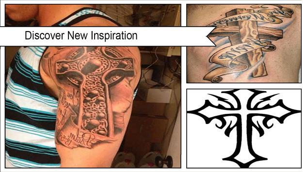 Cross Tattoos Inspiration screenshot 1