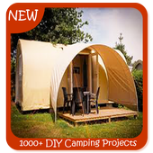1000+ DIY Camping Projects icon
