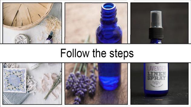 Easy DIY Lavender Body Spray apk screenshot