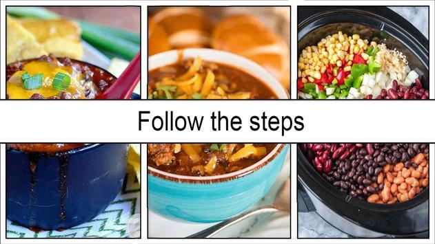 Spicy Chilli Recipe Ideas screenshot 4