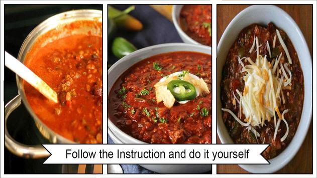 Spicy Chilli Recipe Ideas screenshot 2