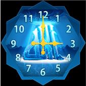 Allah Clock Widget icon