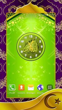 Allah Clock Widget apk screenshot