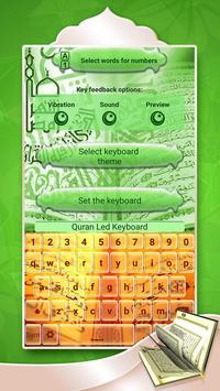 Quran Led Keyboard screenshot 2