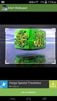 Allah Wallpaper Islami screenshot 4