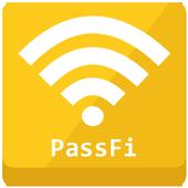 PassFi - Recover WiFi Passwords icon