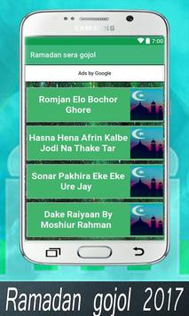 Ramadan sera gojol screenshot 3