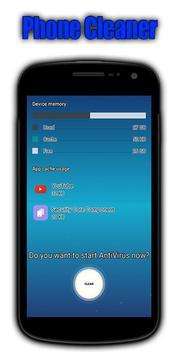 Antivirus apk screenshot