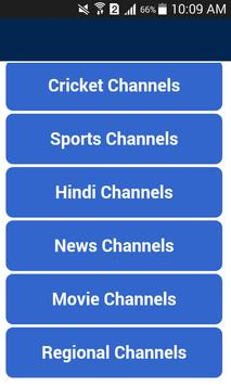 Cricket & Sports Live screenshot 2