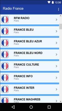 Radio France screenshot 2