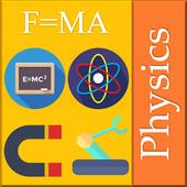Physics Formulae icon
