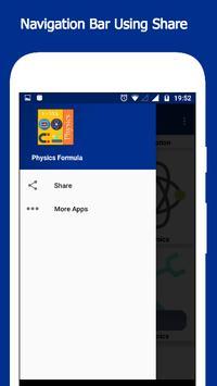 Physics Formulae screenshot 1