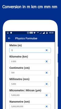 Physics Formulae screenshot 3