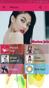 Lagu Jangan Marion feat Rayi Ran poster