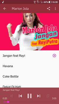 Lagu Jangan Marion feat Rayi Ran screenshot 1
