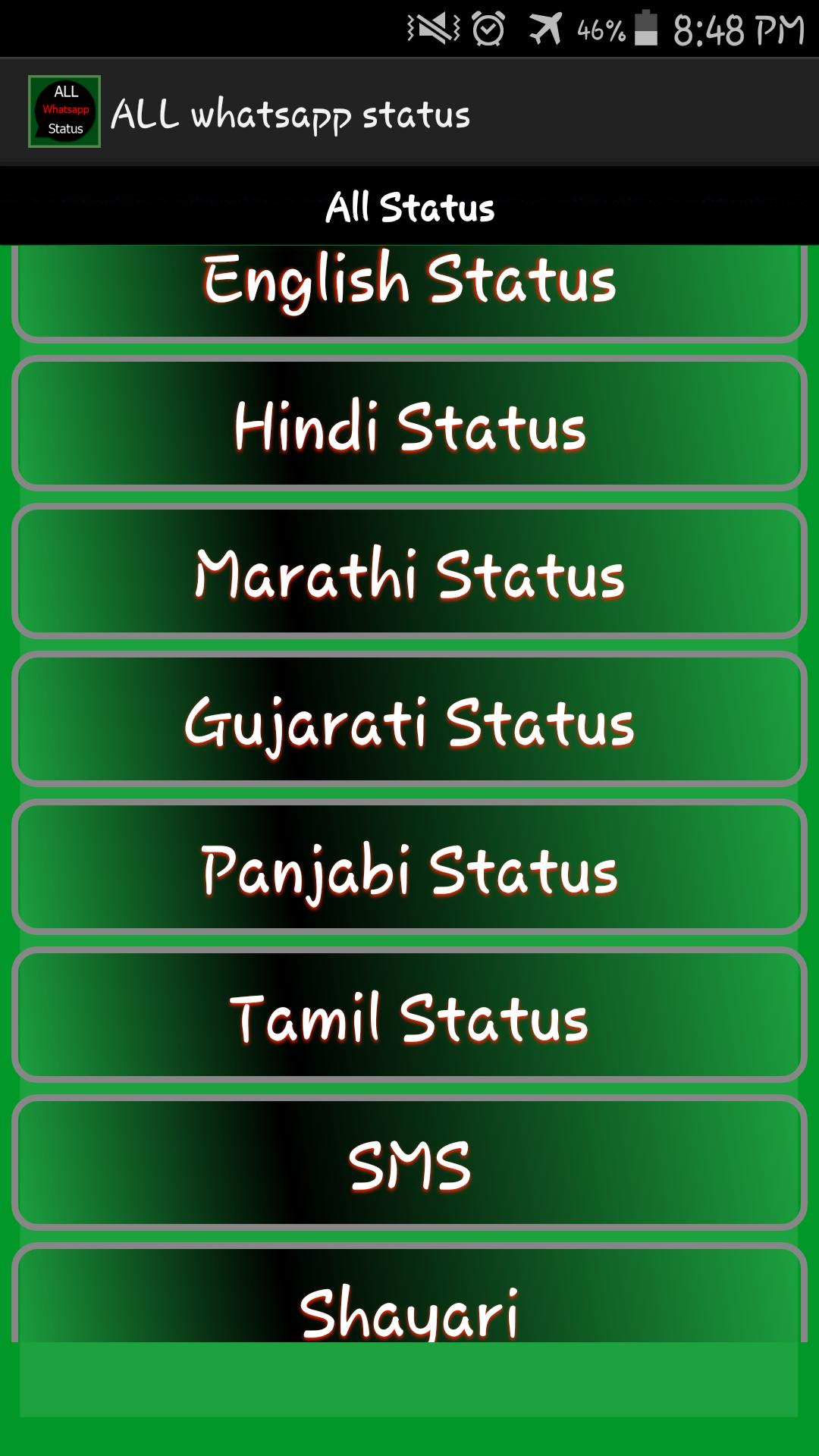 All Whatsapp Status For Android Apk Download