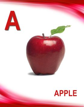 Kids A for Apple Learning poster
