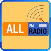 All FM Radio icon
