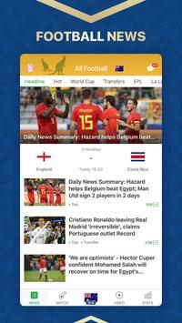 All Football - Latest News & Videos apk screenshot