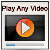 All Video Player Subtitles icon