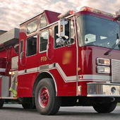 Fire Trucks Jigsaw Puzzles icon