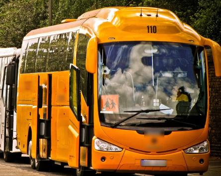 Jigsaw Puzzles Bus Scania Irizar Century apk screenshot